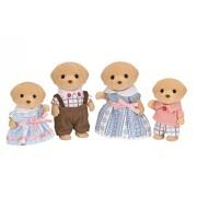 Sylvanian Families Doll Labrador Family Fs 24