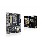 Asus Z170M-PLUS Carte Mère Intel Z170 MicroATX Socket 1151