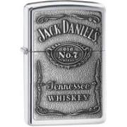 Zippo Classic Jack Daniels Pewter Chrome Locking Carabiner(Silver)