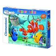 Clementoni 27886 - Nemo Chomp Chomp! - Puzzle 104 Pezzi