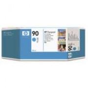 HP 90 Inkjet Cartridge 225ml Cyan C5060A