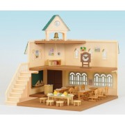 Fun school S-43 of the clock tower of the Sylvanian Families school and kindergarten forest (japan import)