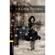 Oxford Bookworms Library: Level 1:: A Little Princess by Frances Hodgson Burnett