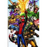 Spider-Man and the Secret Wars by Patrick Scherberger