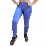 Calça Legging Cirrê Preta ou Azul Cintura Alta - DB101