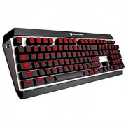 Cougar Attack X3 Mechanical Gaming Keyboard - Cherry MX Brown - Backlight