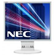 "Monitor TN LED Nec 17"" E171M, SXGA (1280 x 1024), VGA, DVI, 5 ms, Boxe (Alb)"