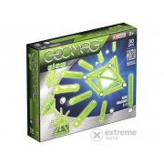 Geomag Set 30 piese magnetice fluorescente
