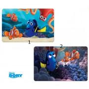 Nemo and Dory tányéralátét 3 dimenziós.