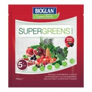 Bioglan supergreens por berry boost - 100g