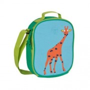 LÄSSIG Torba śniadaniowa Mini Lunch Bag Wildlife Żyrafa