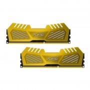 Memorie Adata XPG V2 Gold 16GB DDR3 2400 MHz Dual Channel CL11