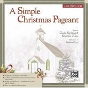 A Simple Christmas Pageant by Cindy Sterling