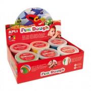 APLI Fun Dough 40Gr. Gris