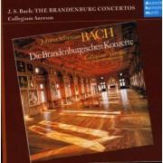 Collegium Aureum - Bach: die Brandenburgischen Konzerte (0828767004327) (2 CD)