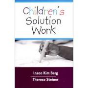 Children's Solution Work by Insoo Kim Berg