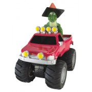 Disney Toy Story Pull Back & Go Monster Pick-Up Vehicle with Rex Buddy Figure