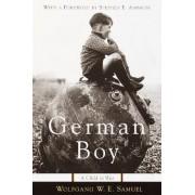 German Boy by Wolfgang Samuel