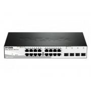 D LINK DGS-1210-20 16port + 4port Combo switch
