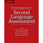 The Cambridge Guide to Second Language Assessment by Christine Coombe