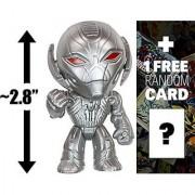 Ultron: ~2.8 Avengers - Age of Ultron x Funko Mystery Minis Vinyl Mini-Bobble Head Figure Series + 1 FREE Official Marv