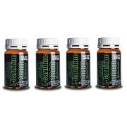 4 Paquetes de pura Acetil Carnitina (1 g de ingrediente activo por comprimido) Adelgazamiento Adelgazamiento Bajar de peso (para un total de 240 tabletas - 312 gramos)