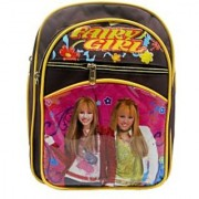 Fairy Girl Brown Color School Backpack with free Pencil Box MAV0148