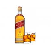 Johnnie Walker Red Label, 2 Glasses