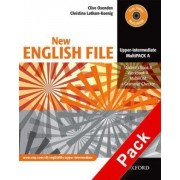 New English File: Upper-Intermediate: MultiPACK A by Clive Oxenden
