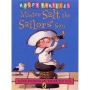 Master Salt the Sailors' Son by Allan Ahlberg
