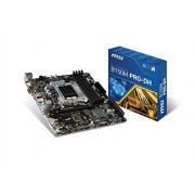 MSI B150M Pro-DH Carte mère Intel Micro ATX Socket 1151