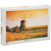 Tomax Holland 1000 Piece Windmill Jigsaw Puzzle