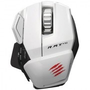 Madcatz Mcb437100001/04/1 Mad Catz R.a.t. M Wireless Mobile Gaming Mouse (white)