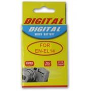 EN-EL14 akkumulátor 1050mAh Nikon