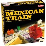 Tactic Mexican Train Tile-based board game - Juego de tablero (Children & Adults, Niño/niña, DUT, Interior, Tile-based board game)