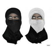 Masca petrecere ninja din latex - 61784