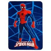 Spiderman zachte fleecedeken model 1