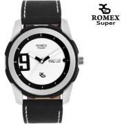 Romex Super Satin Day N Date Analog Dial Men Watch-Dd-2005