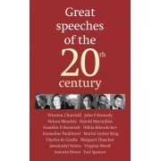 Great Speeches of the 20th Century by The Guardian