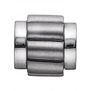 Story Charm 6008762 argintiu rhodiniert cu Rillen