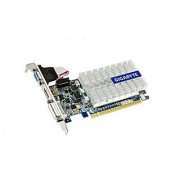 GIGABYTE GeForce 210 Silent 1GB DDR3 DVI-I / D-Sub / HDMI Low Profile Graphics Card GV-N210SL-1GI