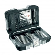 Black & Decker Caseta Metalica cu 51 accesorii mixte A7158