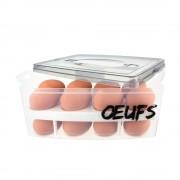 Cutie pastrare oua cu 2 etaje