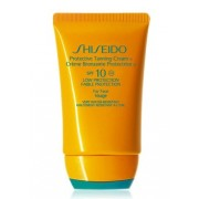 Protective tanning cream SPF10 Shiseido 50ml