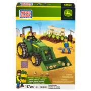 Mega Bloks 80840U - John Deere, Farm Tractor