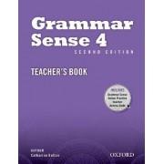 Grammar Sense: 4: Teacher's Book with Online Practice Access Code Card by Catherine Dalton