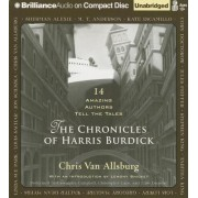 The Chronicles of Harris Burdick by Chris Allsburg