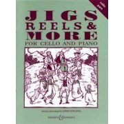 Jigs, Reels and More for Cello: Cello Part by Edward Huws Jones