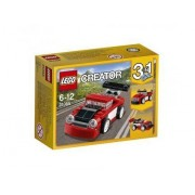 Lego Creator 31055 Le Bolide Rouge