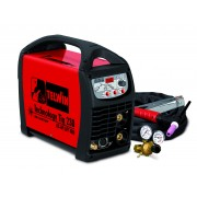 APARAT SUDURA TECHNOLOGY TIG 230 DC-HF/LIFT VRD+ TIG ACC